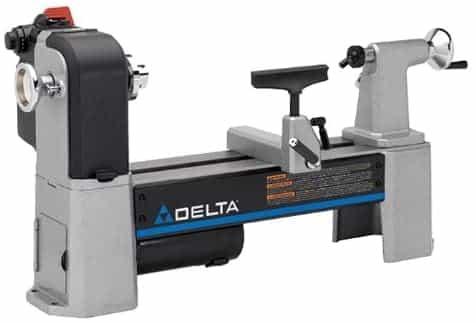 Delta Industrial 46-460 Variable Speed Midi Lathe