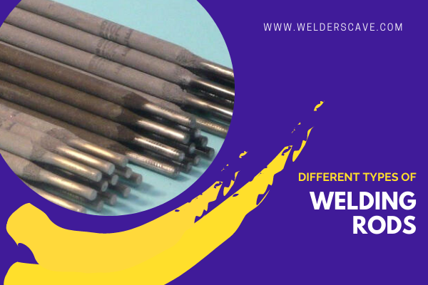 Different Types Of Welding Rods