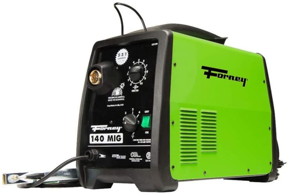 Forney 309 140-Amp MIG Welder