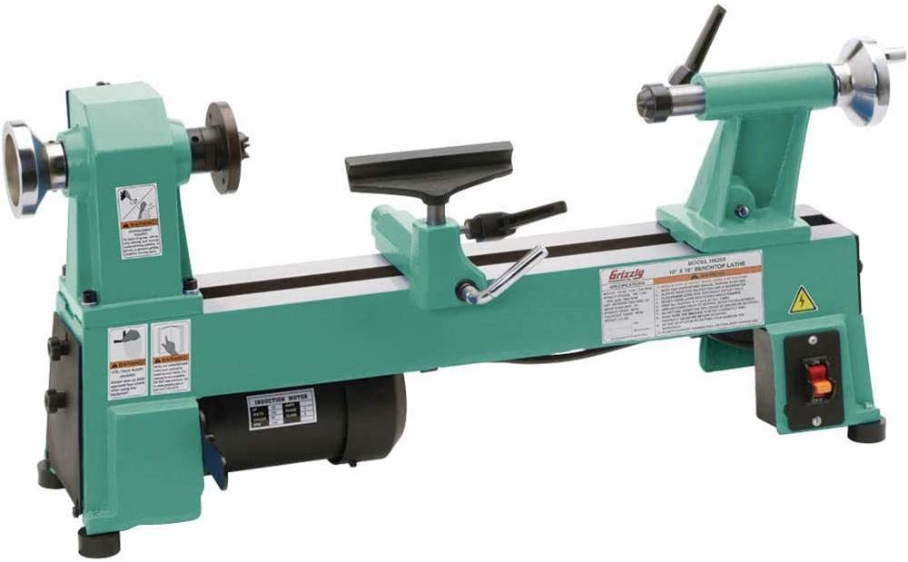 Grizzly Industrial Wood Lathe