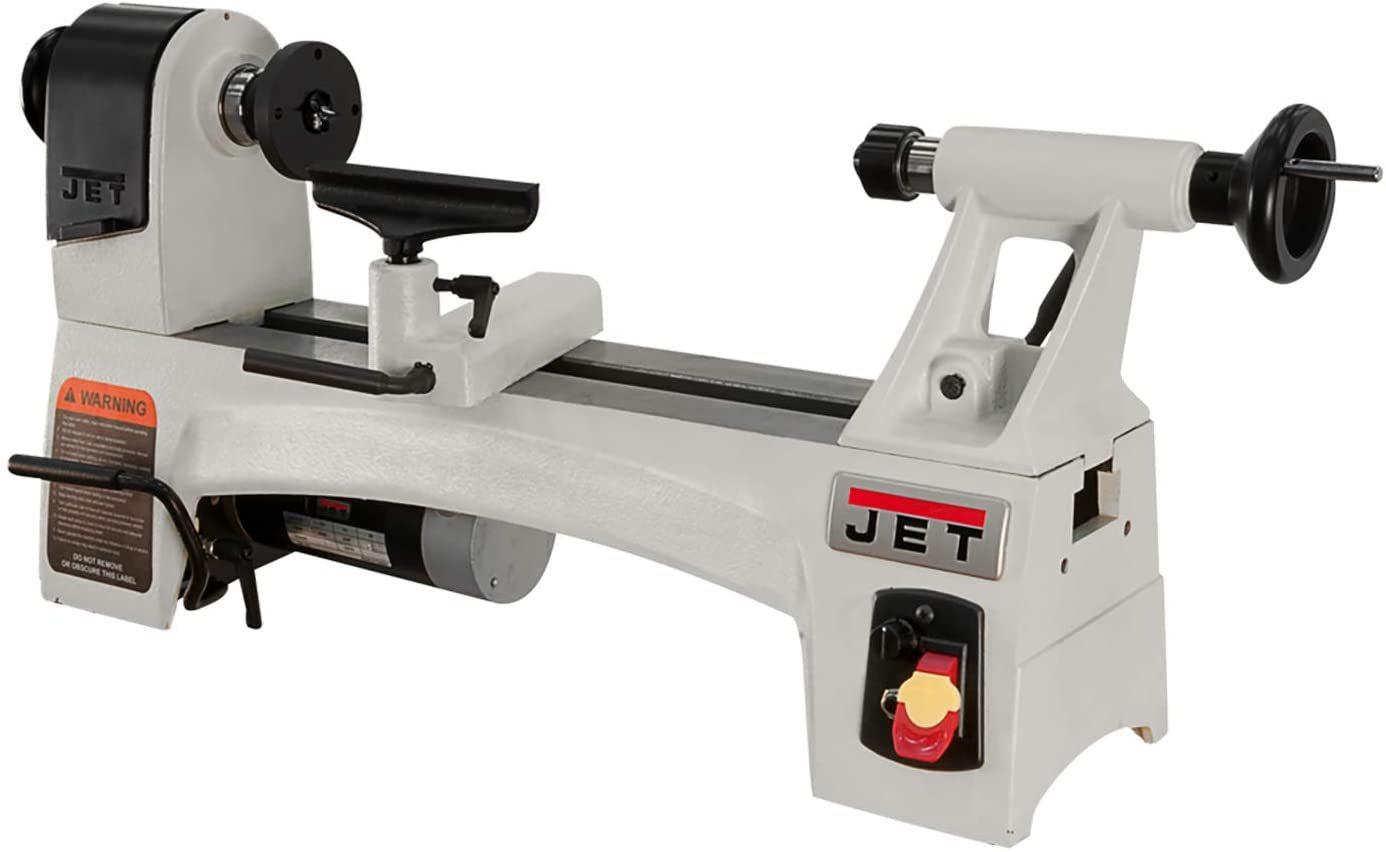 JET JWL-1015V Variable Speed Wood Lathe