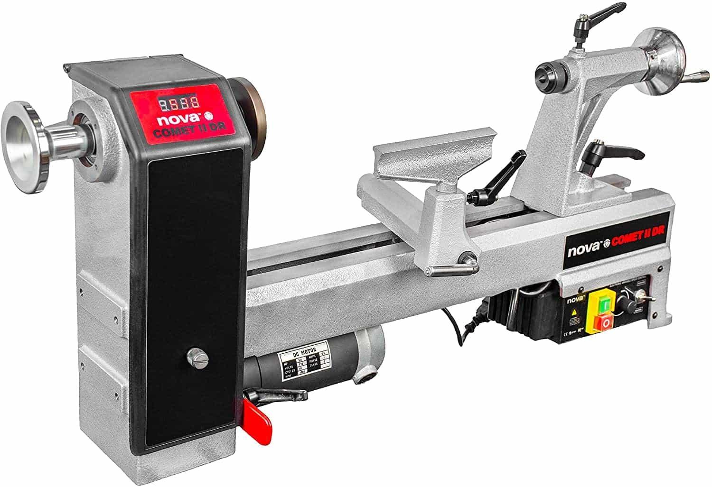 Nova Midi Lathe Flexible Woodworking System