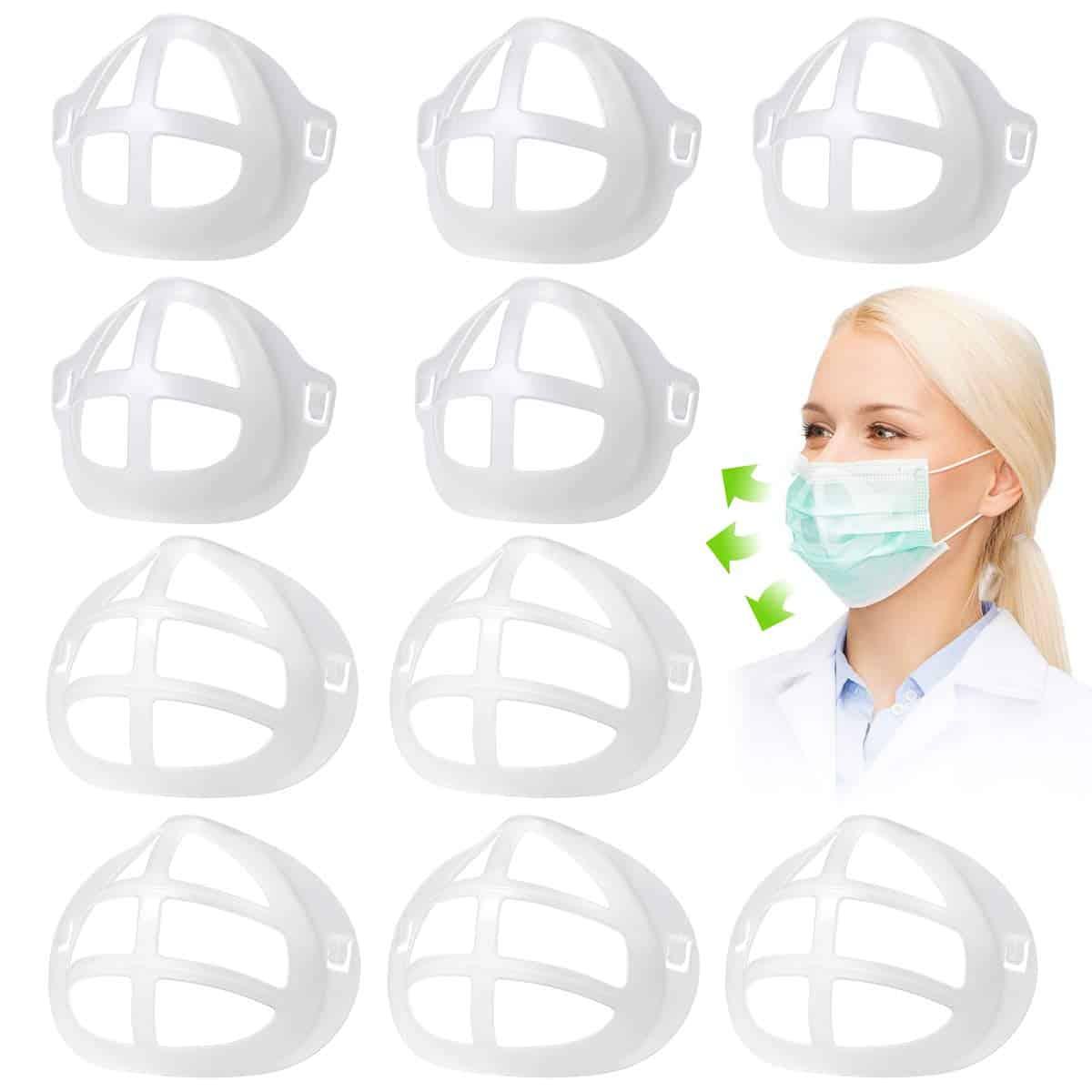 OHENNY 3D Mask Bracket-Food Grade Silicone PE Mask