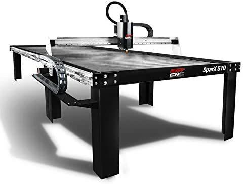 STV Motorsports CNC Plasma Cutting Table