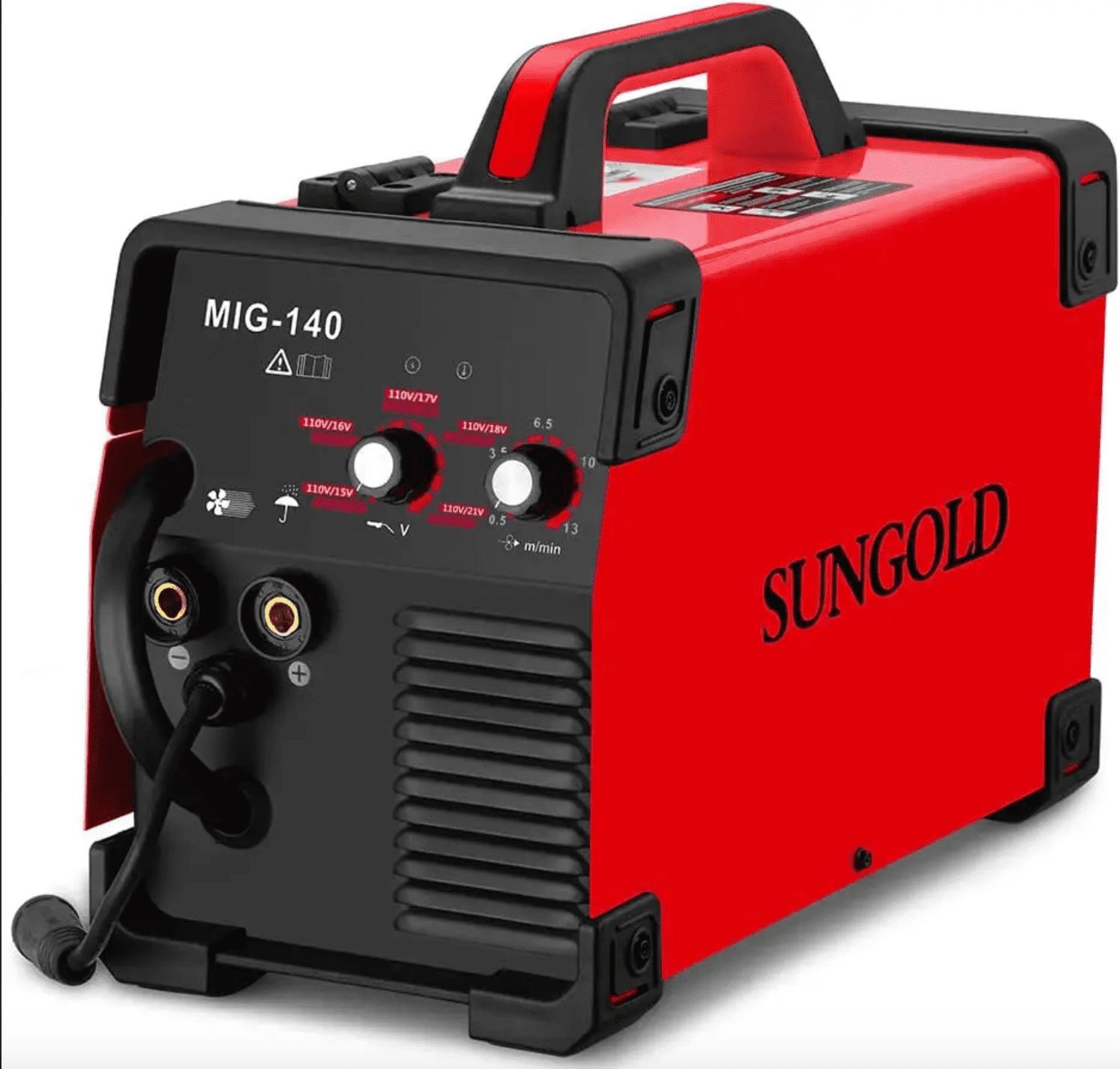 SUNGOLDPOWER 110V MIG Welding Machine
