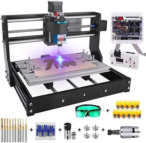 Titoe CNC 3018 Pro GRBL Control DIY Mini CNC Machine