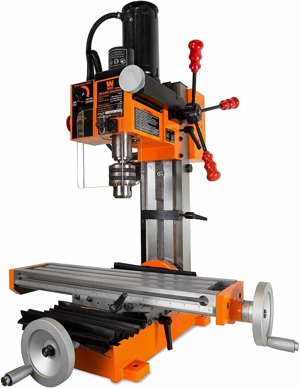WEN 33013 Benchtop Milling Machine