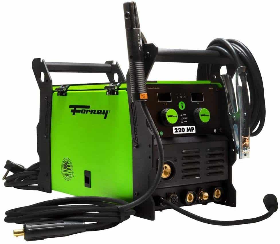Forney 410 220 MP TIG Welder