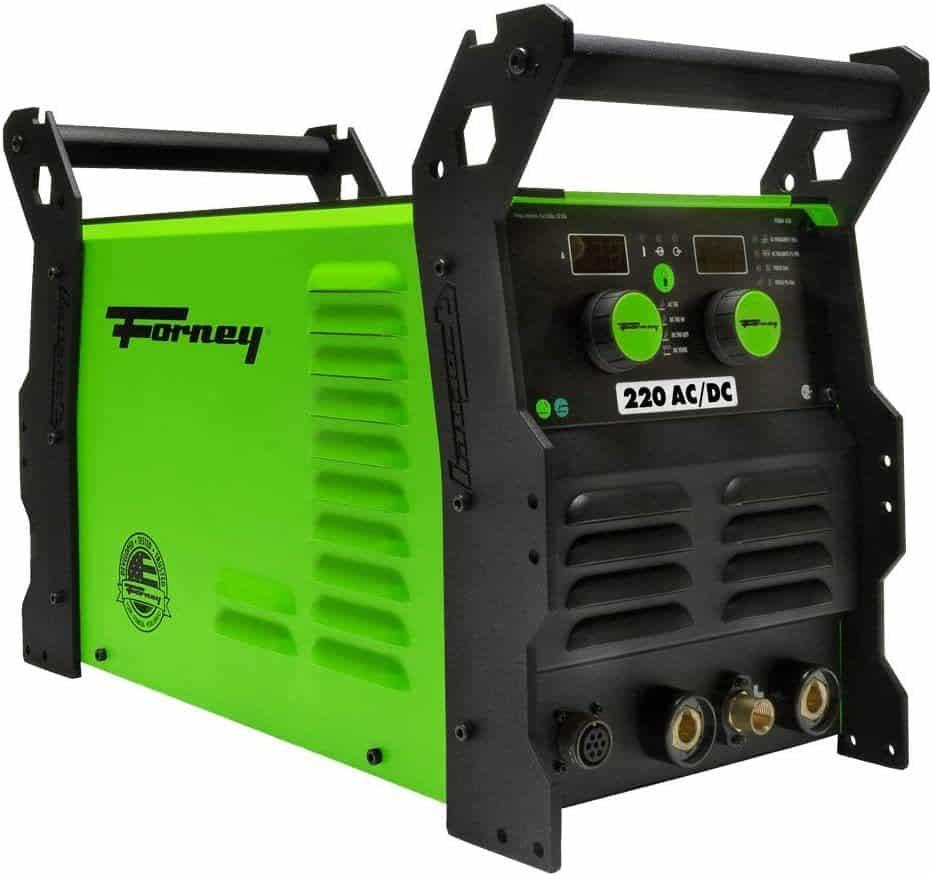 Forney 420 220 AC/DC TIG Welder