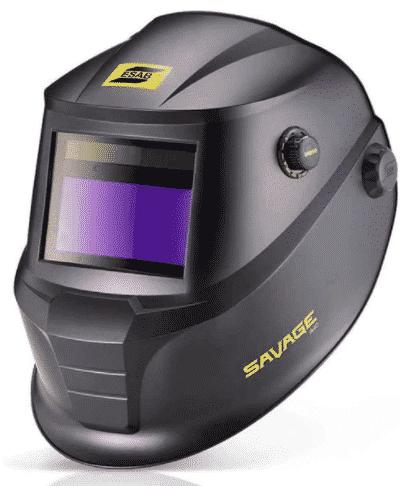 ESAB Black Savage A40 Welding Helmet
