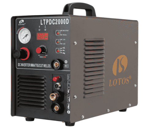 LOTOS LTPDC2000D 3-in-1 Welding Machine