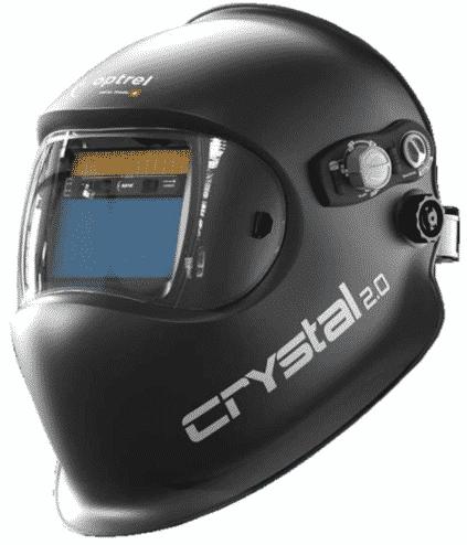 Optrel Crystal 2.0 Auto-Darkening Welding Helmet