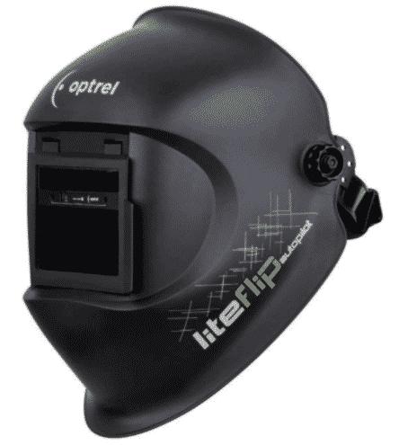 Optrel Liteflip Autopilot Auto-Darkening Welding Helmet