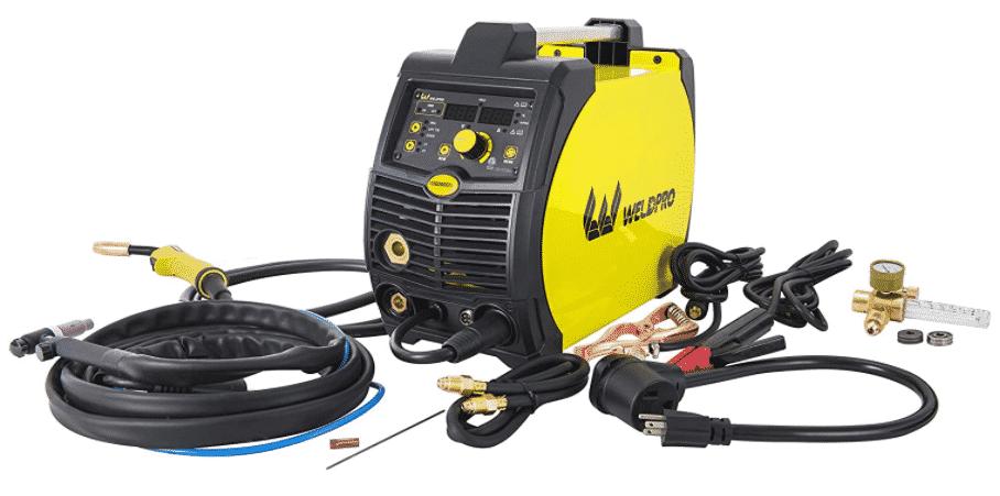 Weldpro 200 Amp Inverter Home Welder