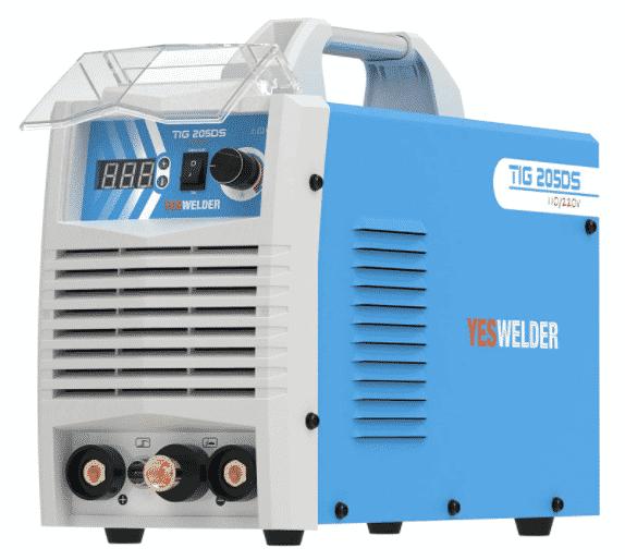 YESWELDER TIG-205DS HF TIG Welding Machine