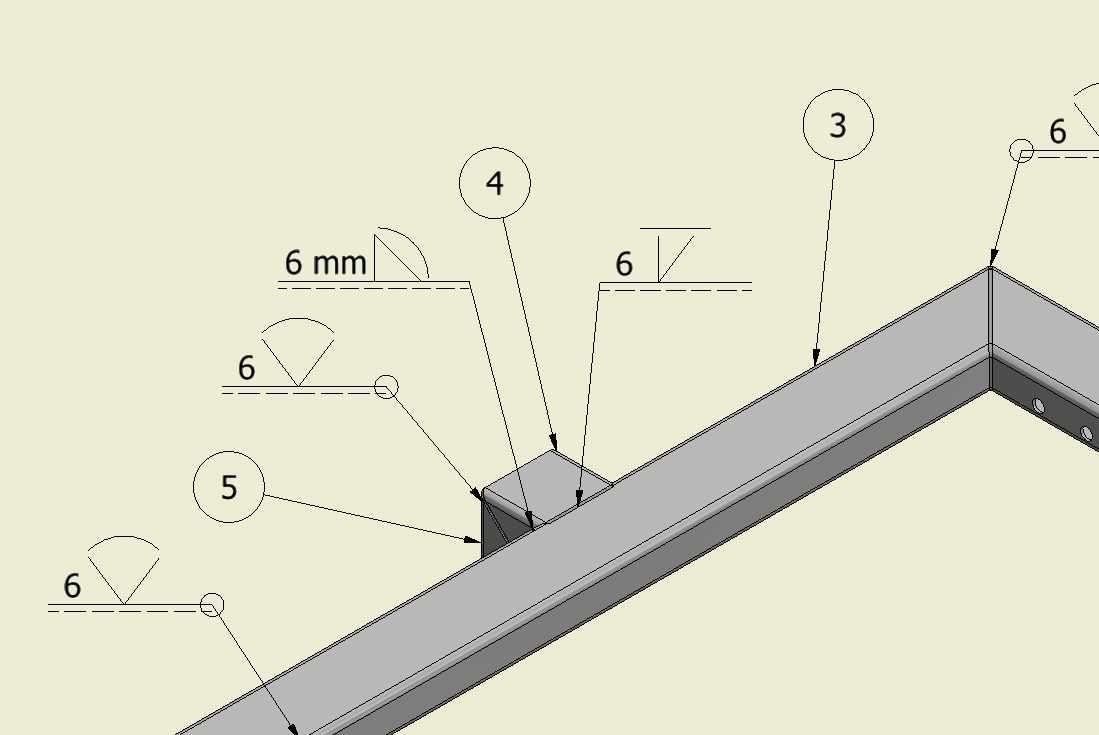 Basic Welding Blueprint Structure