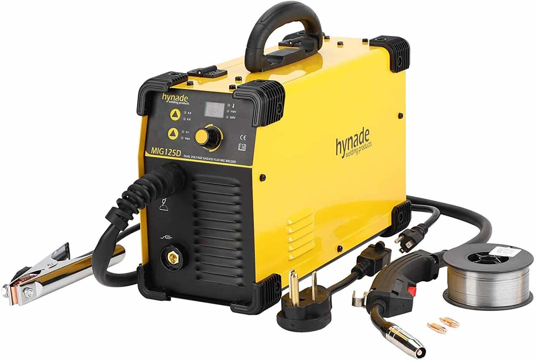 Co2 Gasless Mig Flux Wire Welding Machine (MIG125D)