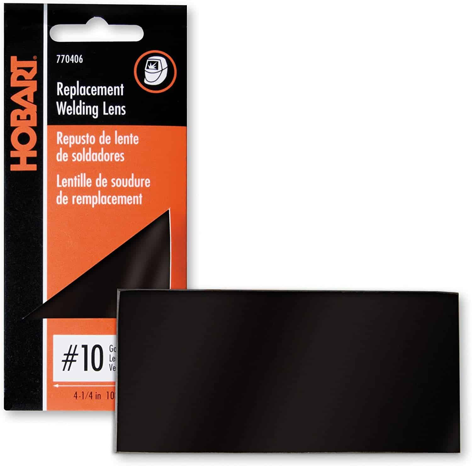 Hobart 770406 Gold Shade Replacement Lens